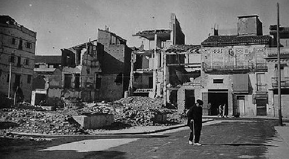 Cabanyal - circa 1940