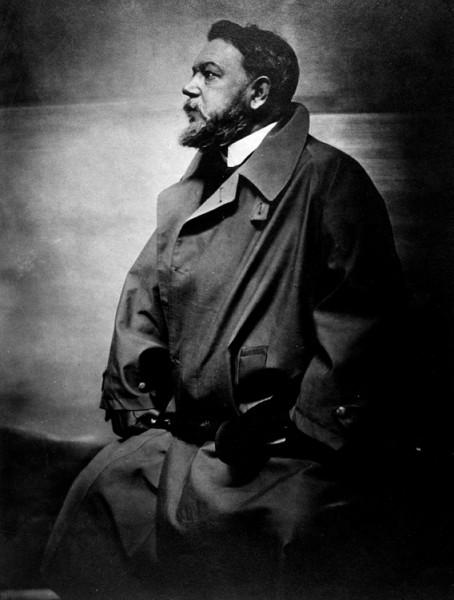 Joaquin Sorolla by  Gertrude Kasebier